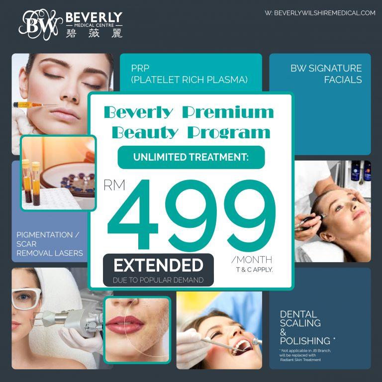 Beverly Premium Beauty Program